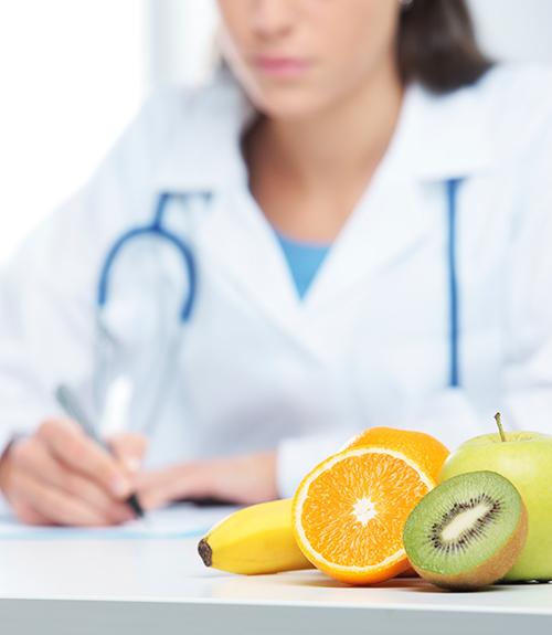 Servicio Nutricionista Personal