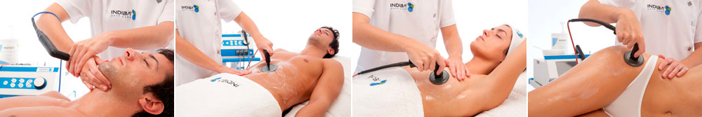 INDIBA Deep Care Tratamientos
